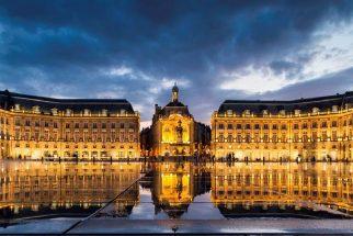 Palais de Bourse in Bordeaux